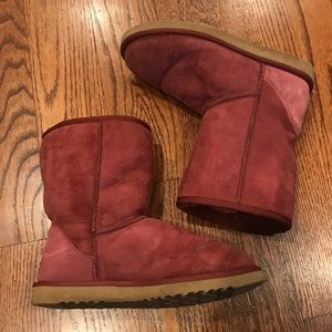 Authentic UGG Short Boots
